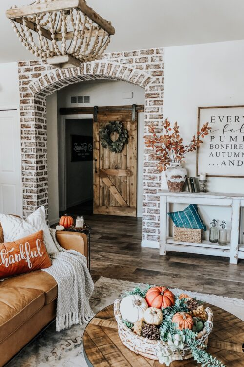 How To: Faux Brick